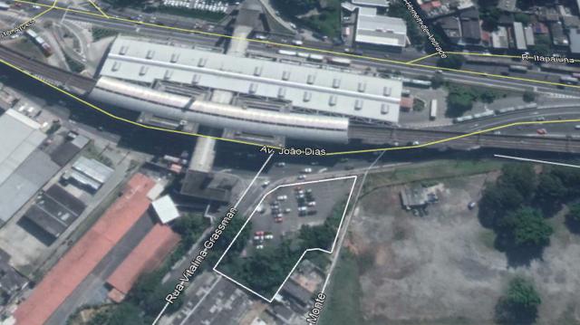 Terreno para Incorporação e Comercial - Terminal João Dias