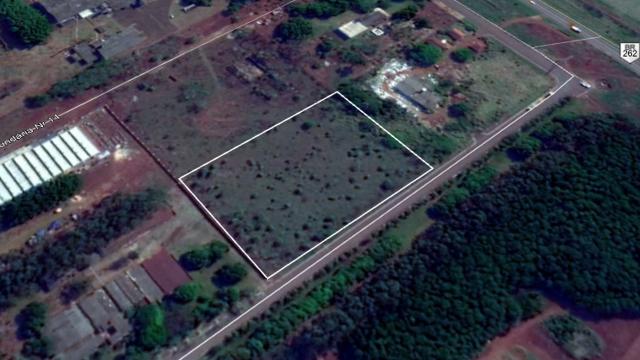 Terreno no Núcleo Industrial - Campo Grande