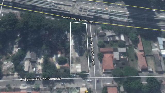 Terreno Comercial - Campo Belo