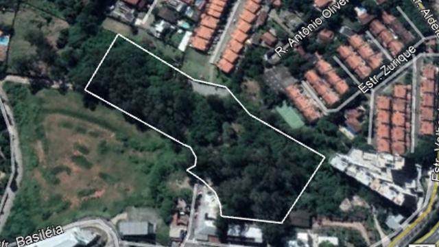 Terreno para Incorporação - Rodovia Raposo Tavares