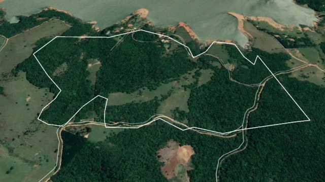 Terreno para Desenvolvimento - Represa Jaguarí